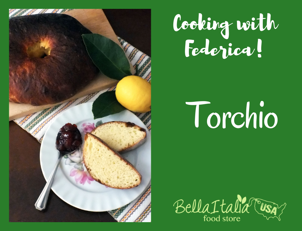Cooking with Federica: Discover with me the story of Torchio