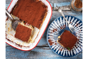 COOKING WITH LAURA: MY HOME-MADE TIRAMISU RECIPE