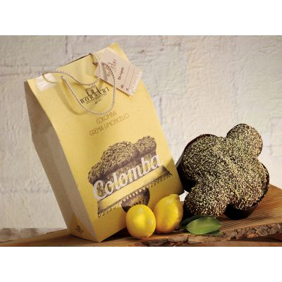 Borsari – Colomba Limoncello in Shopper (1000gr)