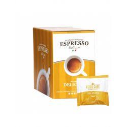 Click Cafè - Miscela Delicato - 30 Coffee pods ESE 44mm