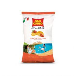 San Carlo - TOMATO POTATO CHIPS small pack (50gr 1.76oz)