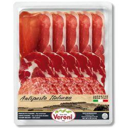 VERONI - Pre-Sliced Antipasto Italian Salumi - 4 Oz