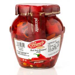 La Cerignola di una volta - Chilli Peppers - 314 ml