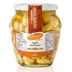 La Cerignola di una volta - Marinated Garlic