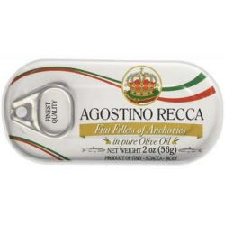 Agostino Recca - Anchovies in Olive Oil
