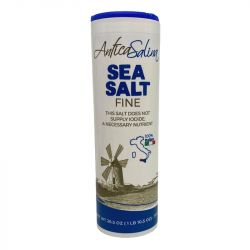 Antica Salina - Fine Sea Salt  - 750 gr - 26.5 oz