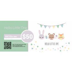 Baby - E-Gift Card
