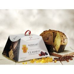 Borsari - Traditional Panettone in box. Low Baked  (1000 gr)