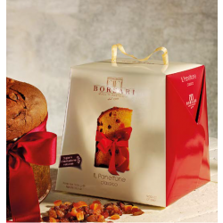 Traditional Panettone Tall Baked
