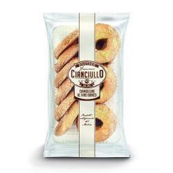 Cianciullo - White Wine Cookies pack