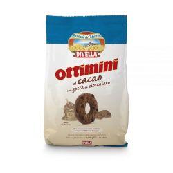 Best before 09-11-2021 - Divella - Ottimini Cacao (400 gr - 14.11 oz)