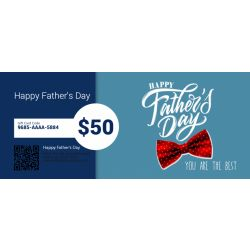 Father's Day - E-Gift Card