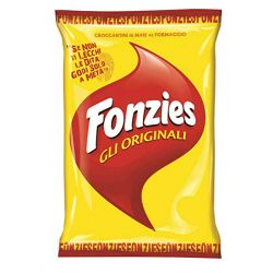 Fonzies Chips - Gli Originali 100gr