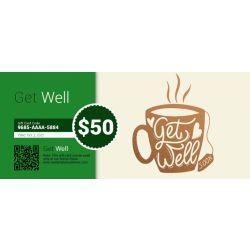 Get well - E-Gift Card