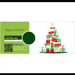 Happy Holidays E-Gift Card