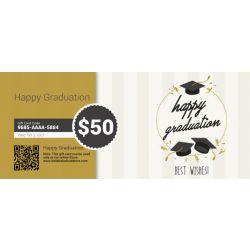 Graduation - E-Gift Card