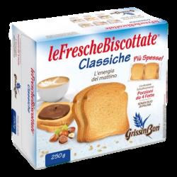 Grissinbon - Fette Biscottate - Italian Toast - Classic Rusks - (250 gr- 8.8 oz)