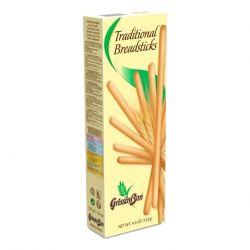 Grissinbon - Grissini Tradizionali - Traditional Breadsticks - (125 gr- 4.4 oz)
