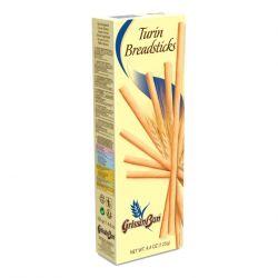 Grissinbon - Grissini Torinesi - Turin Breadstick - (125 gr- 4.4 oz)