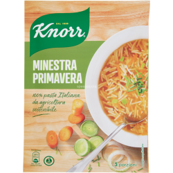 Knorr- Minestra Primavera