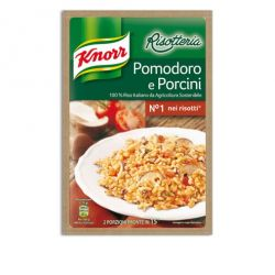 Knorr - Risotto with Porcini Mushrooms and Tomatoes