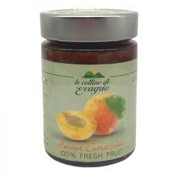 Le Colline di Evagrio - Apricot Extra Jam - 380gr - 13.4oz