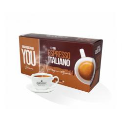 Click Cafè -  Espressamente You BROWN BLEND - Nespresso Compatible - 50 Capsules