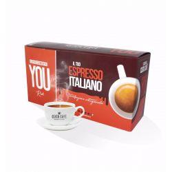 Click Cafè - Espressamente You RED BLEND - Nespresso Compatible - 50 Capsules
