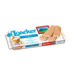 Loacker - Milk Wafers  175gr / 6,2 oz
