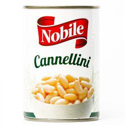 Nobile - Fagioli Cannellini - White Cannellini Beans (400gr - 14,10 Oz)