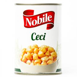 Nobile - Ceci - Ceackpeas (400gr - 14,10 Oz)