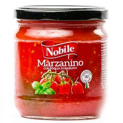 Nobile - Marzanino con Basilico (400gr - 14,10 Oz)