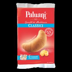 Paluani - Cornetti Classici - Plain Croissants -  6 pieces - 8.8oz