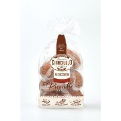 Cianciullo - Pignette al Cioccolato - Chocolate Chips Pignette (250 gr / 8.81 oz)