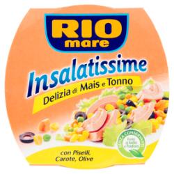 Rio Mare - Insalatissime Corn & Tuna