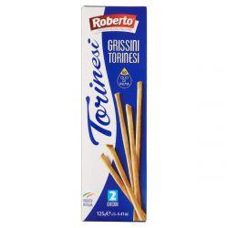 Roberto - Grissini Tradizionali - Traditional Breadsticks - (125 gr- 4.4 oz)