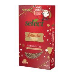 Select - Lenticchie medie - 400 gr