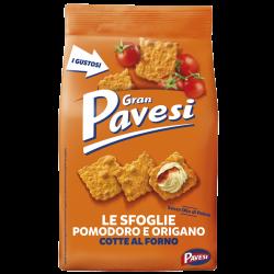 Pavesi- Le Sfoglie con Pomodoro e Origano