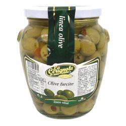 La Cerignola di una volta - Stuffed Olives -  580 ml - 19,40 oz