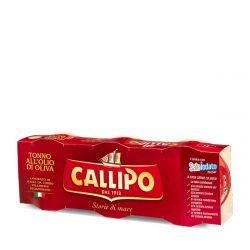 Callipo - Tuna in Olive Oil (3X80gr)
