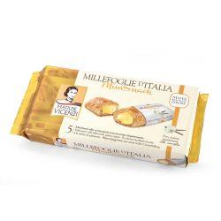 Matilde Vicenzi - Millefoglie d'Italia Minisnack Crema pasticcera