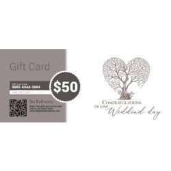Wedding - E-Gift Card